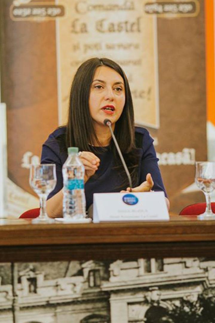 Dana Buzilă